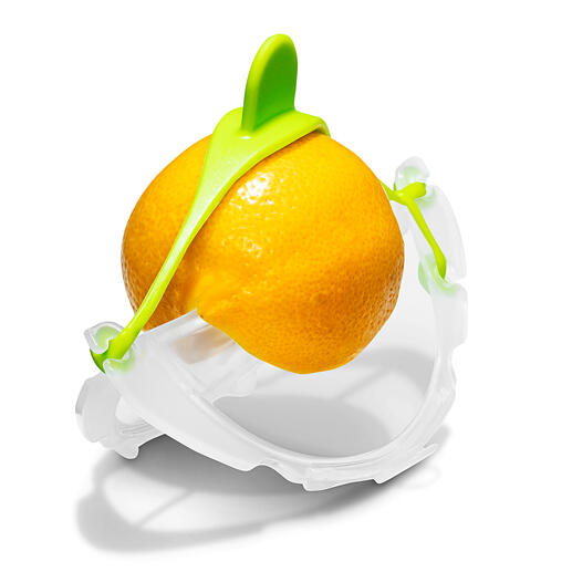 Fruit-SaveFrischhalte-Abdeckung, 3er-Set Die nachhaltige Art angeschnittene Früchte bis zu einer Woche frisch zu halten.