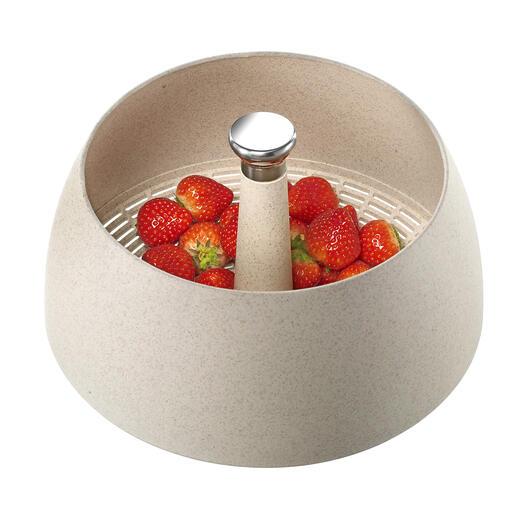 Zugleich auch perfekt zum Abgießen von Nudeln und Gemüse, für gewaschenes Obst,...