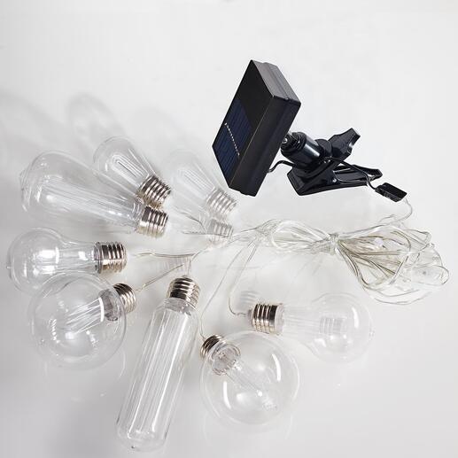 Der gewünschte Leucht-Modus ist voreinstellbar oder manuell aktivierbar.