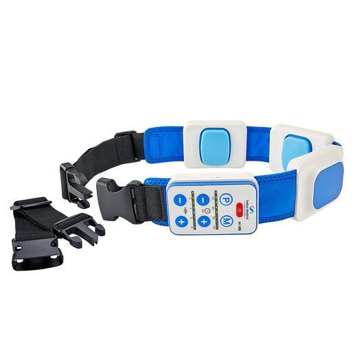 Der Atemtrainer soll auf natürliche Weise helfen, Stress und Anspannung abzubauen und zur Ruhe zu kommen.