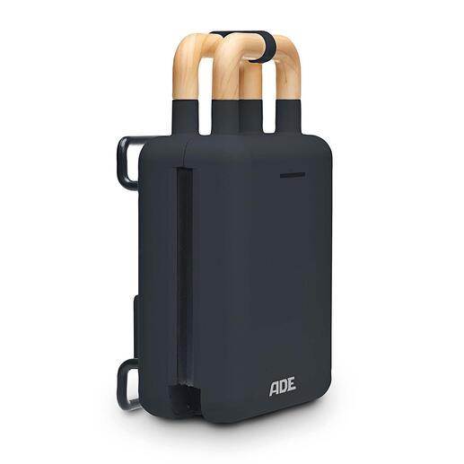 Edles Design-Highlight mit praktischer Standfunktion.