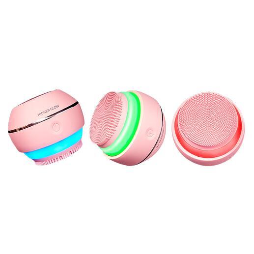 Mit 3wählbaren Farben zur LED-Lichttherapie – individuell auf Ihren Hauttyp abgestimmt.