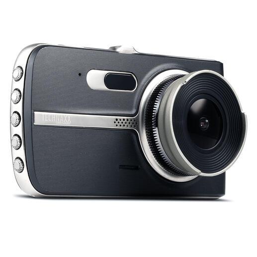 Filmt gestochen scharfe Full HD-Videos im 130°-Weitwinkel – und macht auf Wunsch auch hochauflösende Einzelfotos.