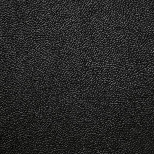 Ihren airSeat Relax-Sessel erhalten Sie auch in Schwarz mit grau-meliertem Bezug.