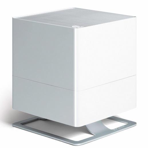 """Luftbefeuchter """"Oskar"""" - Design-Objekt mit minimalem Stromverbrauch und einstellbarer Raumluftfeuchte."""