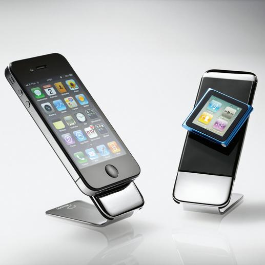 Grip Handyhalter, 2er-Set - Im praktischen 2er-Set. Ideal auch auf dem Schreibtisch: für Stifte, Büroklammern, Lineal, …