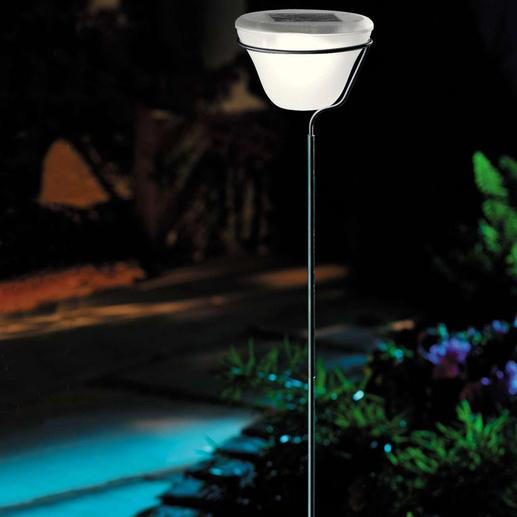 Solar-Windlicht - In Ihrem neuen Windlicht steckt modernste LED-Technik.