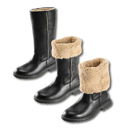 UGG® Krempel-Stiefel - UGG®s mit Krempel-Schaft: Heute Boots. Morgen Stiefel.