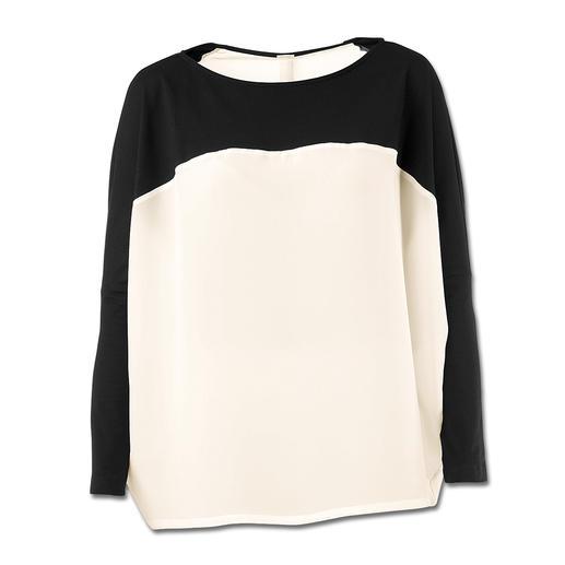 Pinko Seiden-Shirt - Modisch lässiger Blusen-Ersatz.