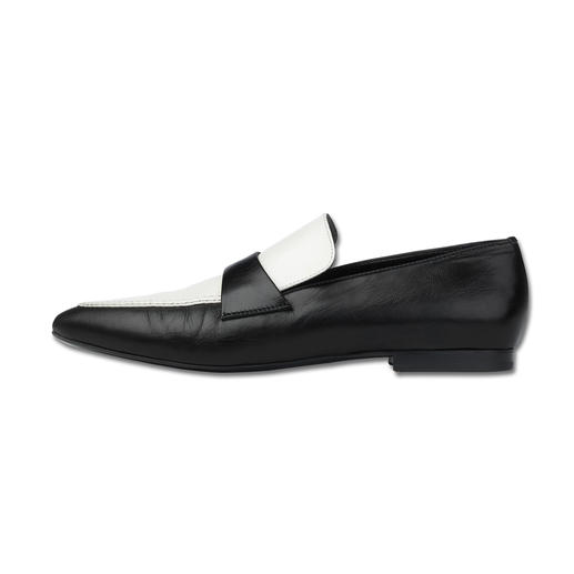 Strenesse Dandy-Loafer So feminin sind maskuline Loafer nur selten. Von Strenesse.