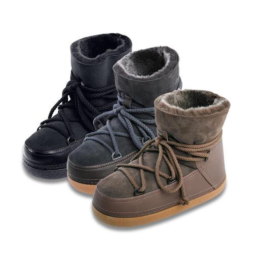 Ikkii Boots - Der neueste Fashion-Hype für warme, trockene Füße: Ikkii Boots.