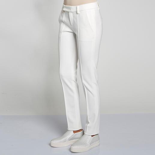 """Strenesse Slim-Pants """"Punto Milano"""" - Die Hose im angesagten Clean-Chic - schon immer die Spezialität von Strenesse."""
