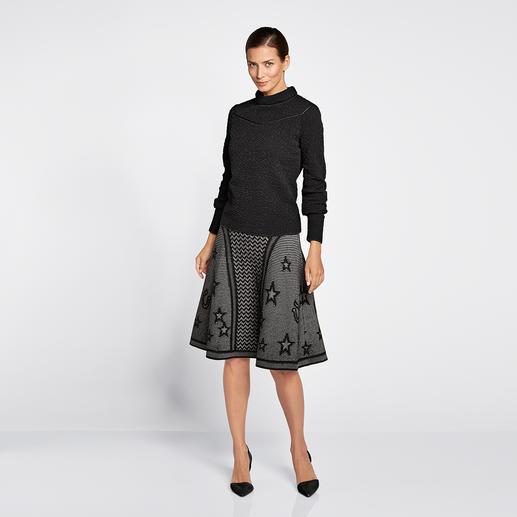 M Missoni Kasten-Pulli Genau die richtige Pullover-Silhouette – auch für die nächsten Jahre.