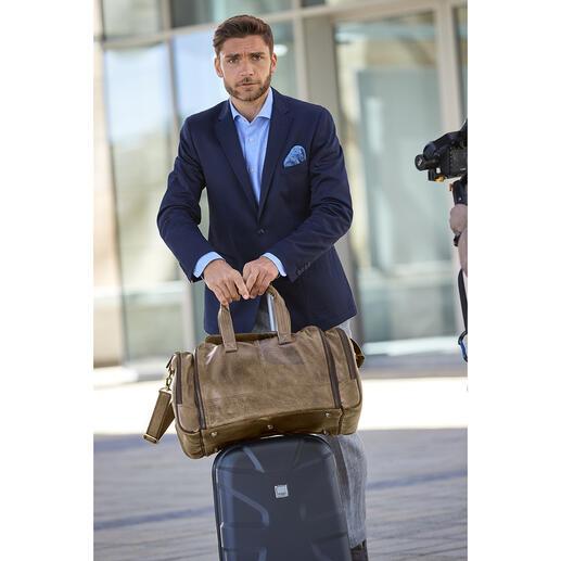 Bison Reisetrolley oder Reisetasche