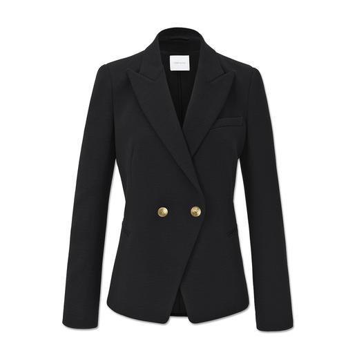Balmain Black Blazer - Der schwarze Blazer in seiner schärfsten Form. Von Pierre Balmain.