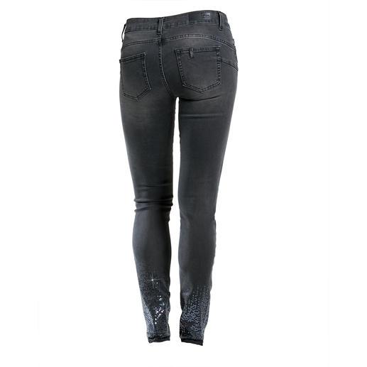 """Liu Jo Jeans Bottom up """"Paillette"""" - Kaum eine Skinny-Jeans lässt Ihren Po knackiger aussehen als die """"Bottom up"""" von Liu Jo Jeans, Italien."""