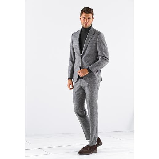 DAKS Donegal-Anzug - Angesagte Tweed-Optik? Tragen Sie das Original: Den Donegal-Anzug von DAKS, London.