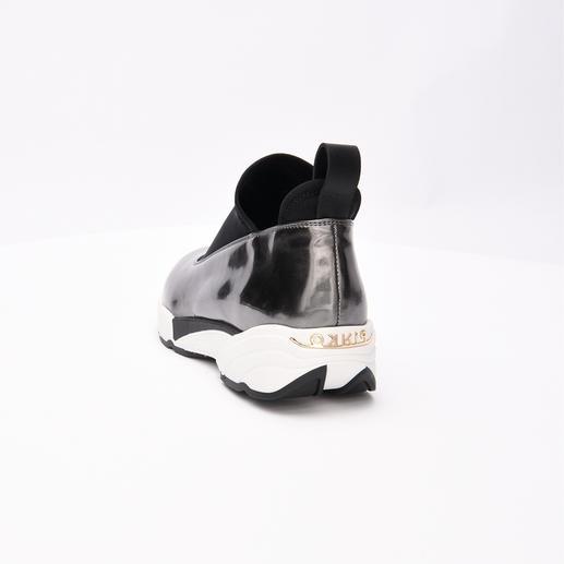 Pinko-Sneaker Magnolia Der nächste große Sneaker-Coup kommt aus Italien. Von Pinko.