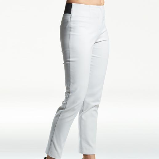 Les Copains Baumwoll-Stretchhose Aktuelle, schmale Form in verkürzter Länge – ideal für unzählige Trend-Styles. Von Les Copains.