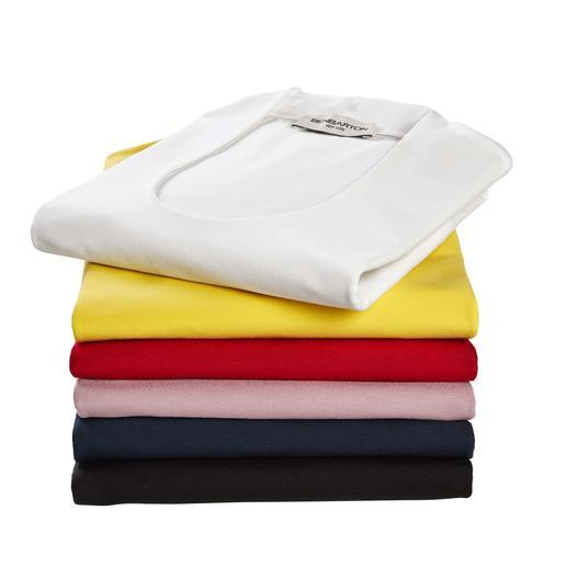 Blazer-Shirt - Dieses pflegeleichte Shirt ersetzt ganz oft Ihre Bluse.