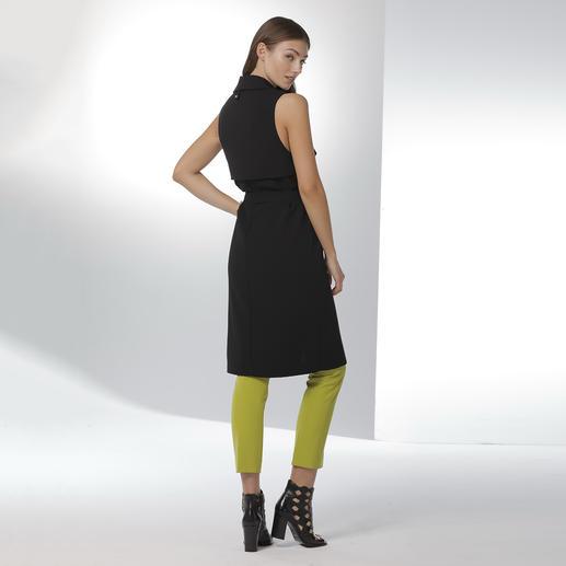 Versace Collection Long-Weste Dress up Modisch wichtige Long-Weste und aktuelles Blazer-Kleid in einem. Von Versace.