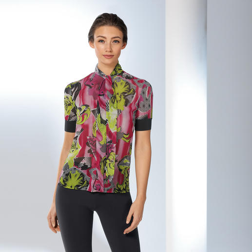 Versace Collection Schluppenbluse - Klassiker Schluppenbluse – neu interpretiert von Versace Collection.
