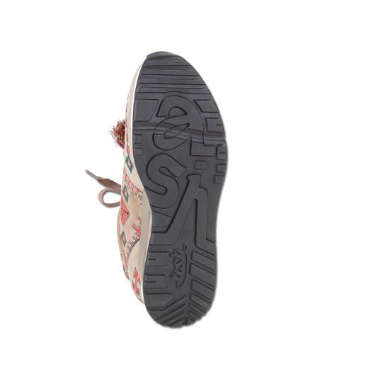 Ash Ethno-Sneaker Der Edel-Sneaker zum Ethno-Style: Kunstvoll bestickt. Mit handgefertigten Quasten. Von Ash.