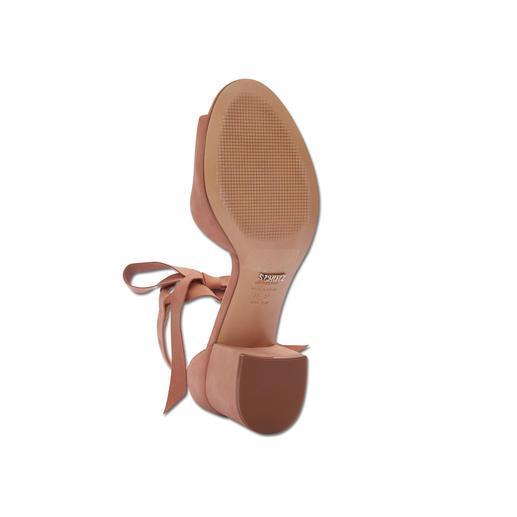 Schutz Fesselriemen-Sandale Hochmodische Fesselriemen-Form – und genau die richtige Höhe.
