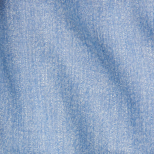 Hiltl Leinen-Tweed-Hose Angesagter Washed-Denim-Look und aktuelle Leinen-Struktur: Als Tuchhose eine Seltenheit.