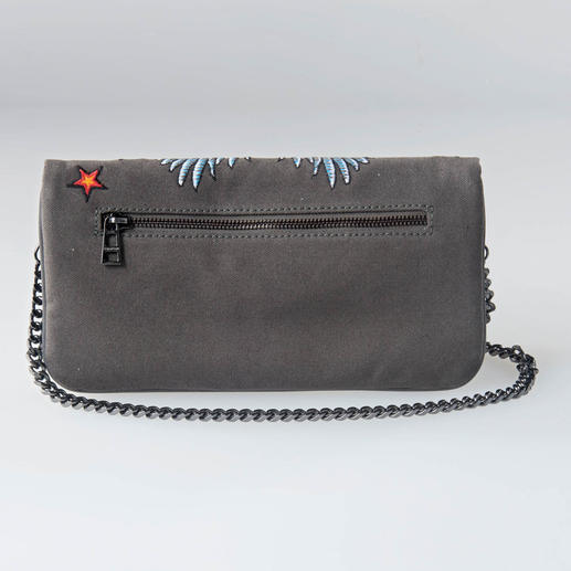 Zadig & Voltaire Canvas-Chain-Bag Top-Trend Chain-Bag: Bei Zadig & Voltaire längst ein begehrter Klassiker.