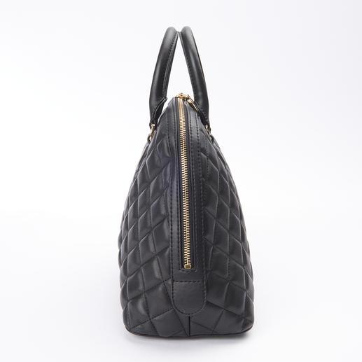 Love Moschino Henkeltasche Trend-Form + Classic-Stepp: Die Love Moschino-Designertasche zum erschwinglichen Preis.