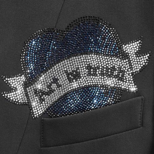Zadig & Voltaire Patch-Blazer Heute ein trendiger Patch-Blazer – morgen ein begehrter Zadig & Voltaire Design-Klassiker.