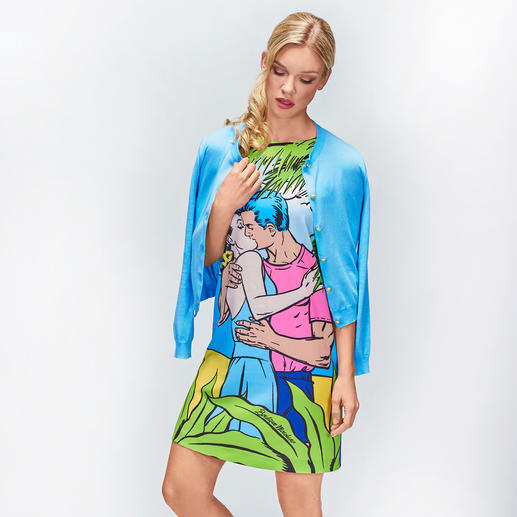 Boutique Moschino Pop-Art-Kleid - Pop-Art meets Couture: bei Boutique Moschino.