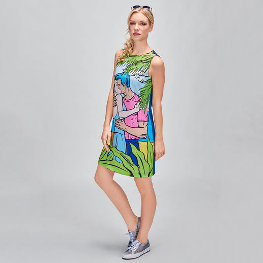 Boutique Moschino Pop-Art-Kleid Pop-Art meets Couture: bei Boutique Moschino.