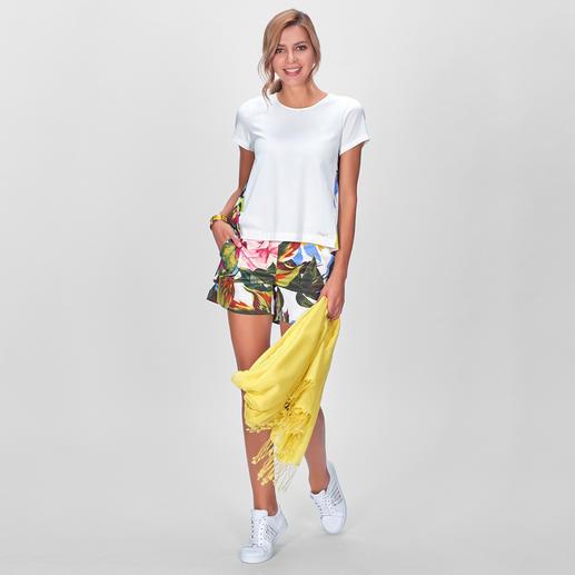 Shirt und Shorts