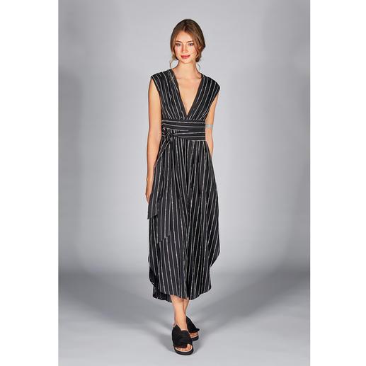 SLY010 Nadelstreifen-Kleid 6-fach modisch: das Couture-Nadelstreifen-Kleid von SLY010, Berlin.