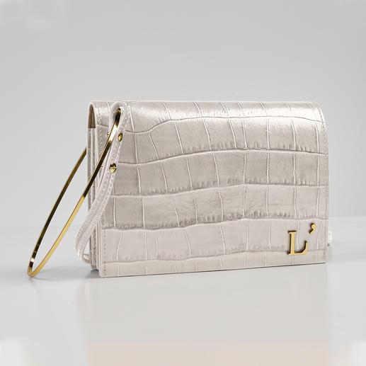 L`Autre Chose Kroko-Ring-Bag Taschen-Trends Ring-Bag und Kroko-Optik: bei L`Autre Chose aus Echtleder und made in Italy – für unter 500,- €.
