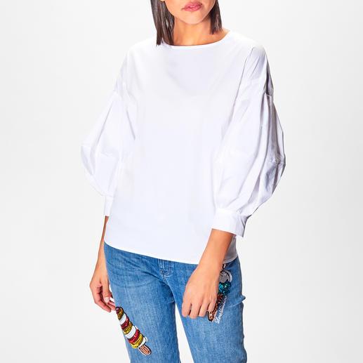 ZOE ONA Ballonärmel-Bluse Fashion-Fundstück für den Mode-Sommer 2020: die Ballonärmel-Bluse vom Social Media Shootingstar ZOE ONA.