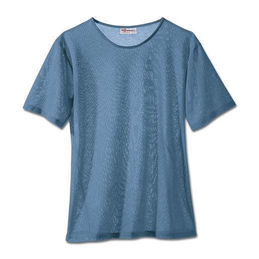 sunselectreg_shirt - Herren, Seeblau