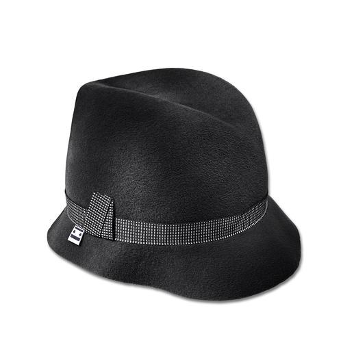 Ellen Paulssen Damen-Trilby - Der berühmte Trilby-Hut der Sixties – 2015 das Mode-Accessoire für Damen.