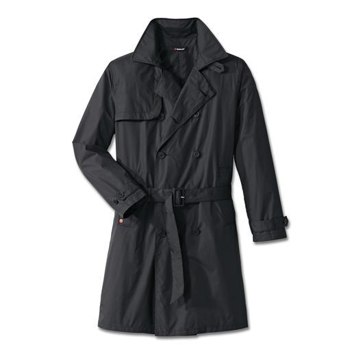 Knirps® Regen-Trenchcoat, Herren Selten ist praktischer Nutzen so schick: der Trenchcoat vom Wetterschutz-Spezialisten Knirps®.
