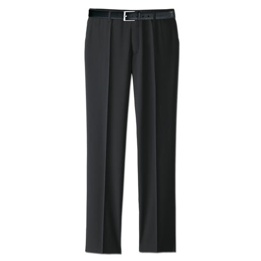 Coolmax®-Tuchhose - Eine schmale, schwarze Hose bei 30 °C im Schatten? Yes!