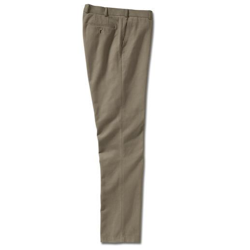 Pima-Cotton-Chinos Seltene Pima-Cotton. Perfekte Passform. Chinos mit Verwöhn-Komfort. Vom Hosen-Spezialisten Club of Comfort,