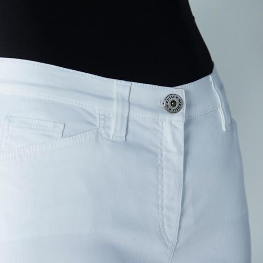 Magic-Sommerhose Flacher Bauch, fester Po und eine schlanke Taille: die Magic-Baumwollhose.