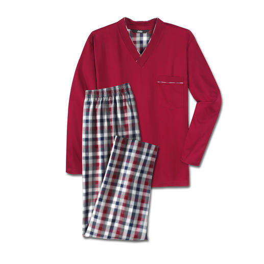 Lieblings-Pyjama, lang No. 3 Ihr Lieblings-Pyjama zum kleinen Preis.