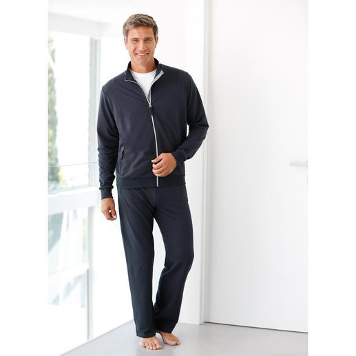 Coolmax®-Fitnessanzug - Das Gefühl reiner Baumwolle – und den Klima-Komfort von Coolmax®.