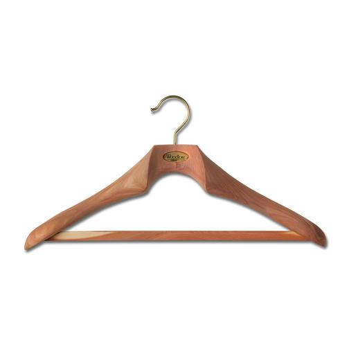 Breiter Anzug-Bügel, 1 Stück
