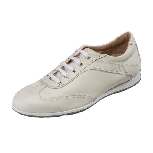 Fratelli Lady-Sneakers So elegant können Sneakers sein. Aus der italienischen Schuhmanufaktur Fratelli Rossetti.