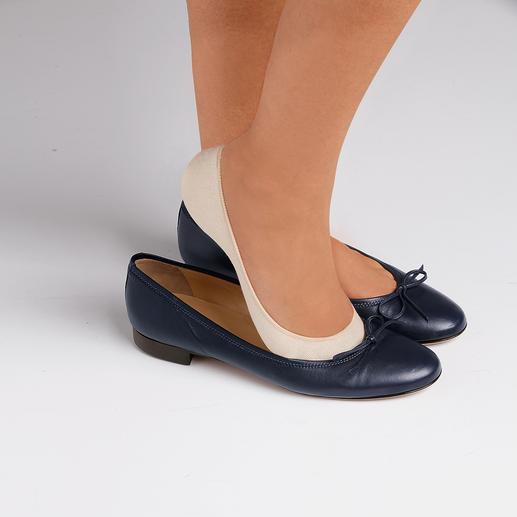 Komfort-Sockletts, 4er-Set Die perfekten Sockletts: Kein Verrutschen. Kein Rausblitzen. Weit ausgeschnitten. Mit Fersen-Noppen und -Polster.