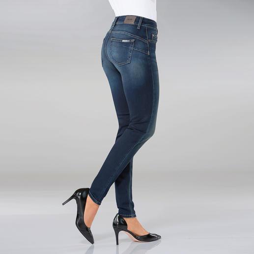 """Liu Jo Jeans """"Super Skinny"""" - Kaum eine Skinny-Jeans lässt Ihren Po knackiger aussehen als die """"Bottom up"""" von Liu Jo Jeans, Italien."""